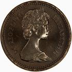 United Kingdom / One Pound 1984 - obverse photo
