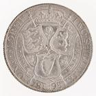 Florin 1898: Photo Silver florin, Great Britain