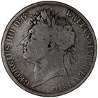 United Kingdom / Crown 1821 - obverse photo