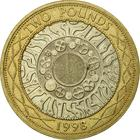 United Kingdom / Two Pounds, Technology - reverse photo