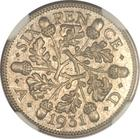 Sixpence 1931: Photo Great Britain 1931 6 pence