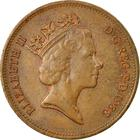 United Kingdom / Two Pence 1988 - obverse photo