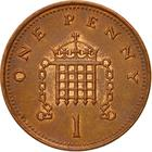 United Kingdom / One Penny 1993 - reverse photo