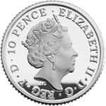 United Kingdom / Silver Twentieth-Ounce 2018 Britannia - obverse photo