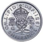 United Kingdom / Two Shillings (Florin) 1951 - reverse photo