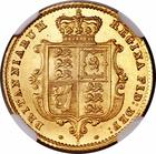 Half Sovereign 1867: Photo Great Britain 1867 1/2 sovereign