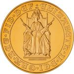 United Kingdom / Five Sovereigns 1989 500th Anniversary - obverse photo