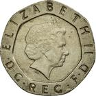United Kingdom / Twenty Pence 2004 - obverse photo