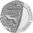 United Kingdom / Twenty Pence 2016 - reverse photo