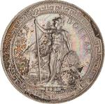 United Kingdom / One Dollar 1897 - obverse photo