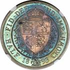 Halfcrown 1893: Photo Great Britain 1893 half crown