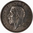 Shilling 1936: Photo Coin - Shilling, George V, Great Britain, 1936
