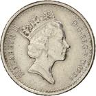 United Kingdom / Five Pence 1996 - obverse photo