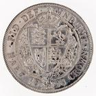 Halfcrown 1898: Photo Silver 1/2 crown, Great Britain