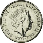 United Kingdom / Five Pence 2016 - obverse photo