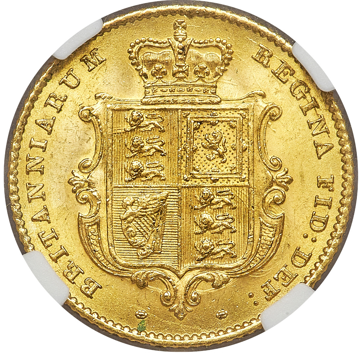 Half Sovereign 1853: Photo Great Britain 1853 1/2 sovereign