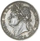 Penny 1822 (Maundy): Photo GEORGE IV, Maundy penny 1822
