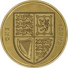 United Kingdom / One Pound 2009 Shield - reverse photo