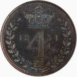 Fourpence 1831 (Maundy): Photo Coin - Groat (Maundy), William IV, Great Britain, 1831