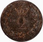 United Kingdom / Twopence 1827 (Maundy) - reverse photo