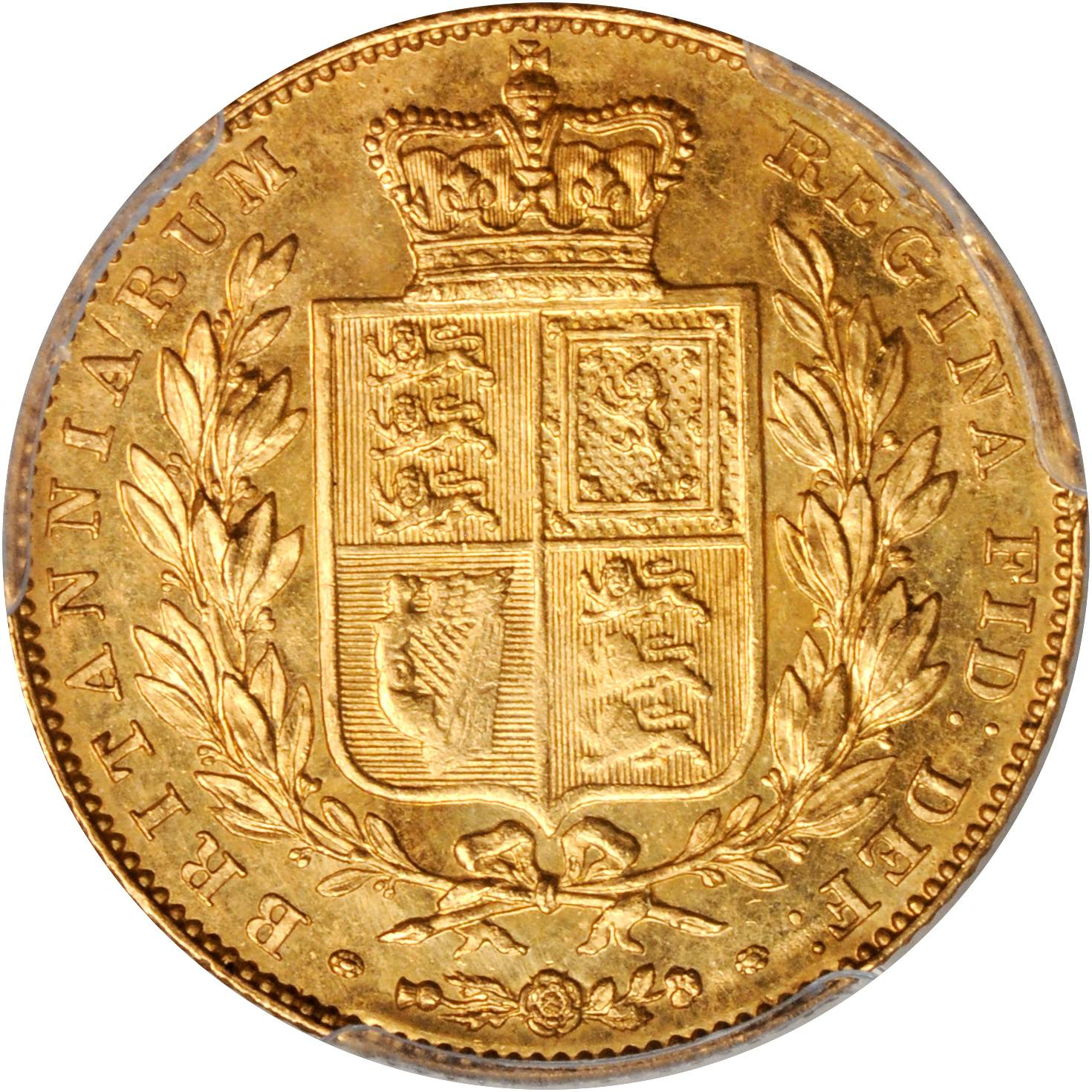 Sovereign 1843: Photo Great Britain 1843 sovereign