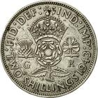 United Kingdom / Two Shillings (Florin) 1943 - reverse photo
