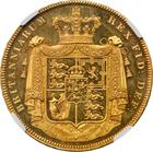 Five Pounds 1826 (Proof only): Photo Great Britain 1826 5 pounds