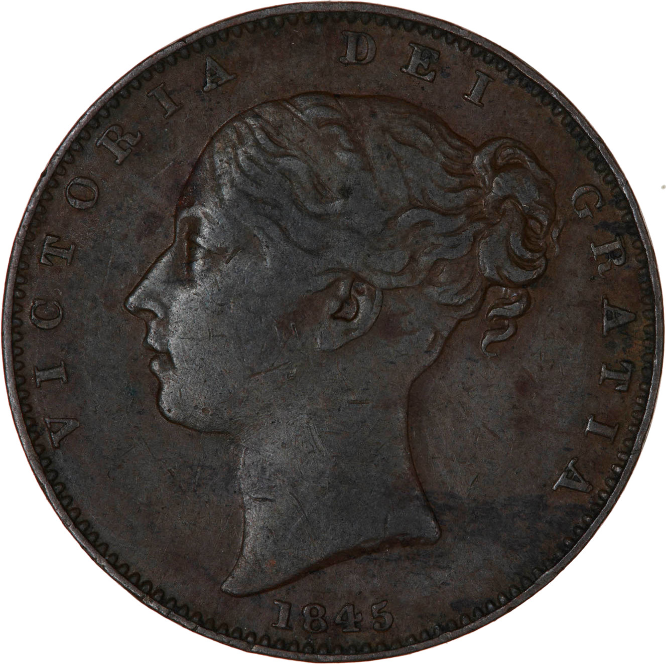 Halfcrown 1823 Second Issue: Photo Great Britain, George IV (1820-1827): Half Crown 1823 Great Patina