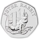 United Kingdom / Fifty Pence 2020 Peter Rabbit - reverse photo