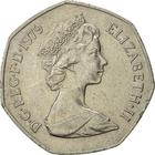 United Kingdom / Fifty Pence 1979 - obverse photo