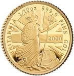 United Kingdom / Gold Tenth-Ounce 2020 Britannia (Proof) - reverse photo