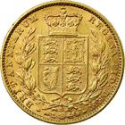 United Kingdom / Sovereign 1878 Shield - reverse photo