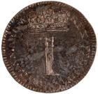 United Kingdom / Penny 1818 (Silver, circulating) - reverse photo