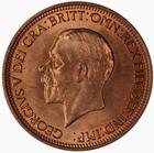 United Kingdom / Halfpenny 1936 - obverse photo