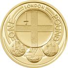United Kingdom / One Pound 2010 London - reverse photo