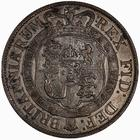 United Kingdom / Halfcrown 1818 - reverse photo