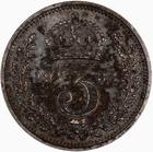 United Kingdom / Threepence 1932 (Maundy) - reverse photo