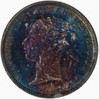 Threepence 1884 (Maundy): Photo Coin - Threepence (Maundy), Queen Victoria, Great Britain, 1884