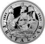 United Kingdom / Five Pounds 2005 Trafalgar - reverse photo