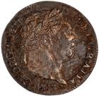 Penny 1818 (Silver, circulating): Photo Coin - Penny, George III, Great Britain, 1818