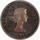 Fourpence 1957 (Maundy): Photo Coin - Groat (Maundy), Elizabeth II, Great Britain, 1957