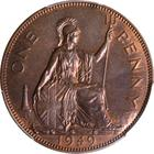 United Kingdom / Penny 1949 - reverse photo