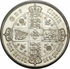Florin 1869: Photo Great Britain 1869 florin