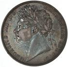 United Kingdom / Halfcrown 1823 Second Issue