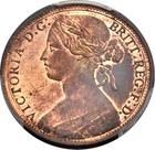 United Kingdom / Penny 1864 - obverse photo