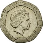 United Kingdom / Twenty Pence 2009 - obverse photo