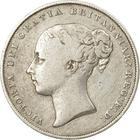 United Kingdom / Shilling 1848 - obverse photo