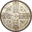 United Kingdom / Florin 1884 - reverse photo
