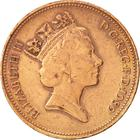 United Kingdom / Two Pence 1989 - obverse photo