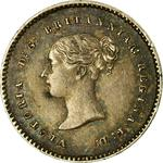 Twopence 1870 (Maundy): Photo Great Britain 1870 2 pence